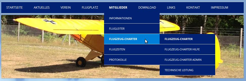 flugzeug_charter_menu
